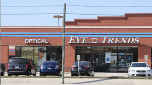 Eye Trends Spring Front of Building Image