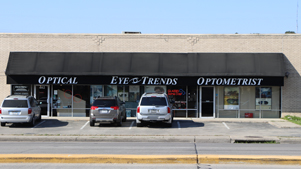 Eye Trends The Woodlands Front of Building Image
