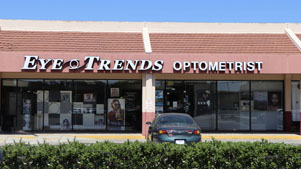 Eye Trends Greenspoint Facade